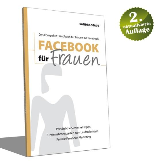 Das Buch: 'Facebook für Frauen' in der 2. Auflage