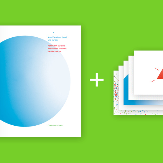 Buch + Postkarten-Set