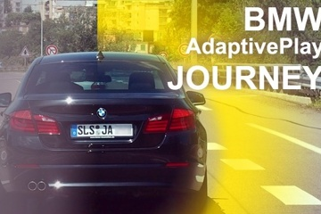 BMW AdaptivePlay