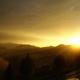 Sonnenuntergang feiern
