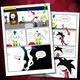 Band-Feature (klein) + Comic für jedes Bandmitglied