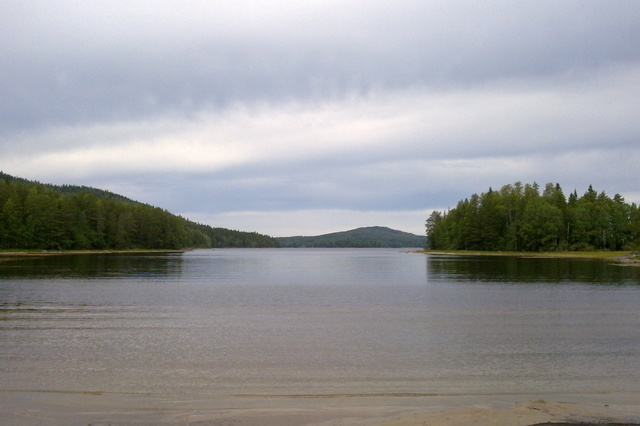 Bildband über Finnland (Wasserwelten)