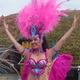 Samba-Tanzworkshop auf dem Festival