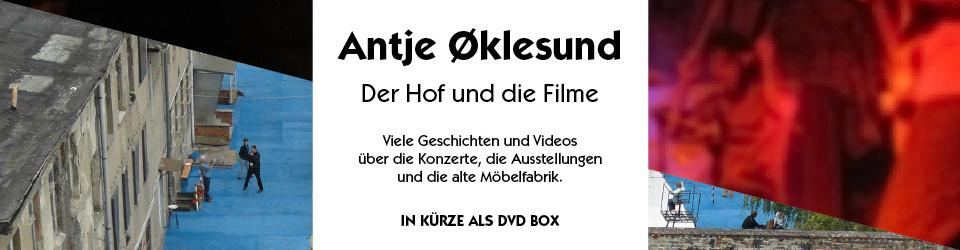 Antje Øklesund - Die Filme