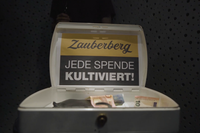 Live Club Zauberberg