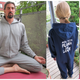 """""""One PEACE"""" GOTS Overall zur Meditation, Yoga Nidra oder für die Couch"""