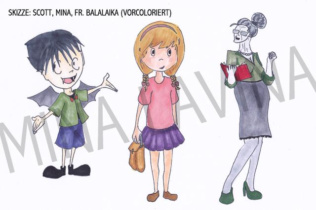 Mina Lavina - Das Kinderhörspiel-Musical
