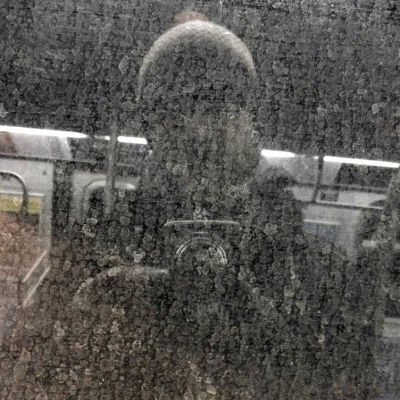 NY Selfie - Andrej Ugoljew - Druck auf Alu Dibond