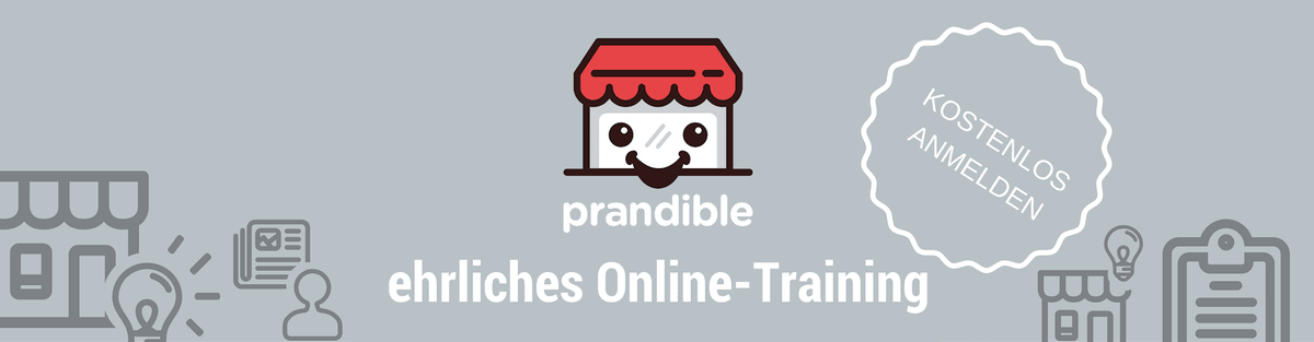 prandible - ehrliches Online-Training