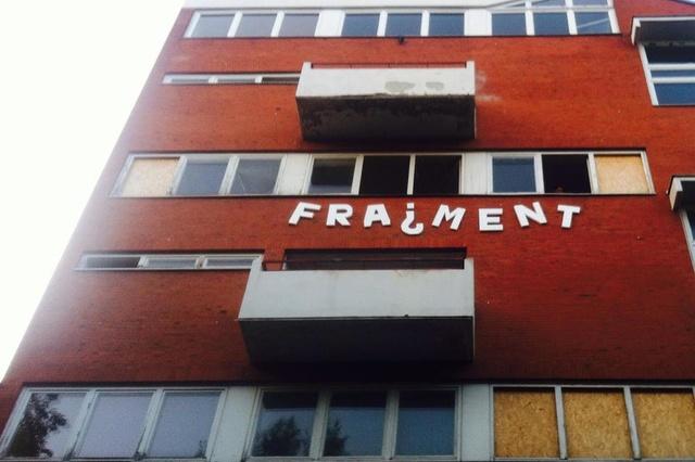 fra¿ment - eine ständig wachsende Ausstellung in 25 Zimmern