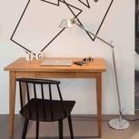 REKORD Tisch - Eiche - 140 cm - regulär