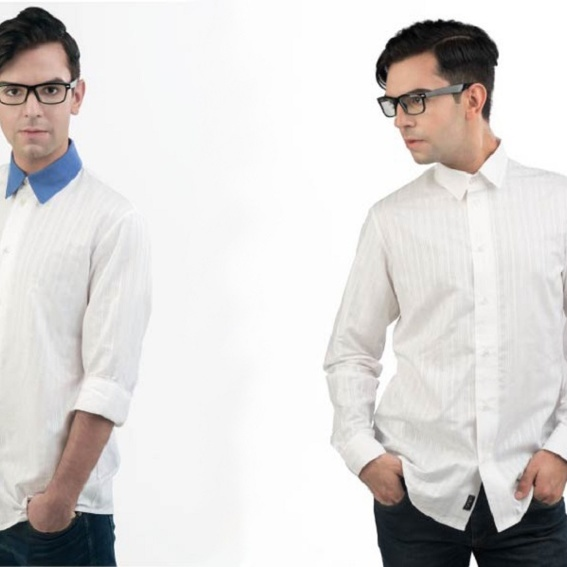 mens shirt | white