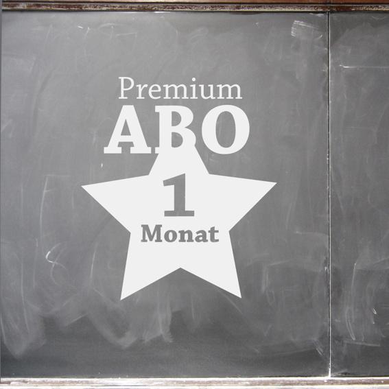 Gutschein: 1 Monat Gitarrenkurs Premium