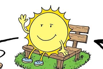 Nela forscht - Warum wandert die Sonne?