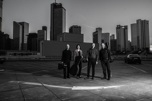 Barrios Guitar Quartet - TEMPI MODERNI