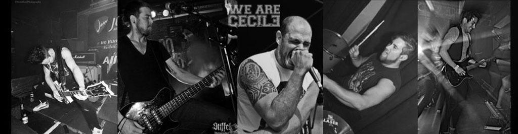 We Are Cecile - Mastering Debüt-Album