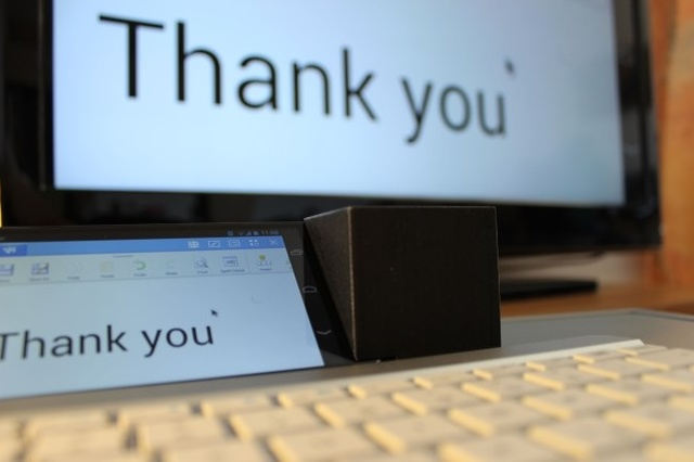 Andock - All-in-One docking station for your smartphone