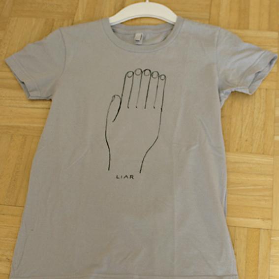 The Whitest Boy Alive T-Shirt - Men S (Selbstabholer)