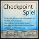 Checkpoint Spiel