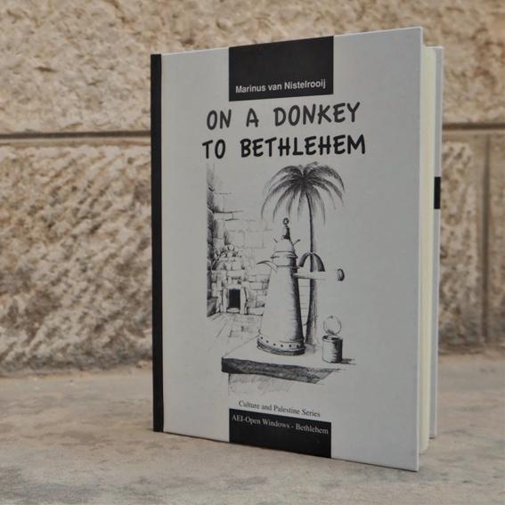 """""""On a donkey to Bethlehem"""" - drawings by Marinus van Nistelrooij"""