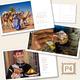 Postkarten XL - Set P4: Drei liebevoll gestaltete Postkarten mit Zitaten & Bildern aus dem Buch