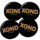 XOND-Buttonset (4 Stk.)