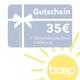 35€ Gutschein + Versandkostenfreie Lieferung