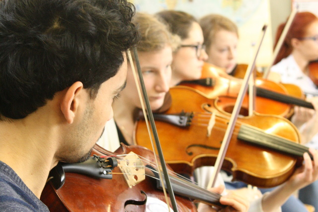Internationale Junge Orchesterakademie 2017