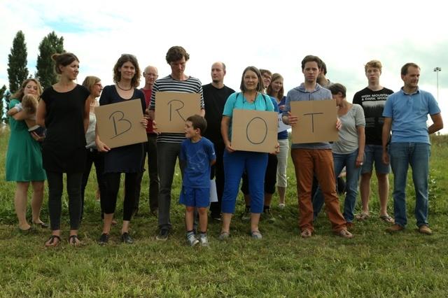 Salz & Brot   Wohnraum für Flüchtlingsfamilie