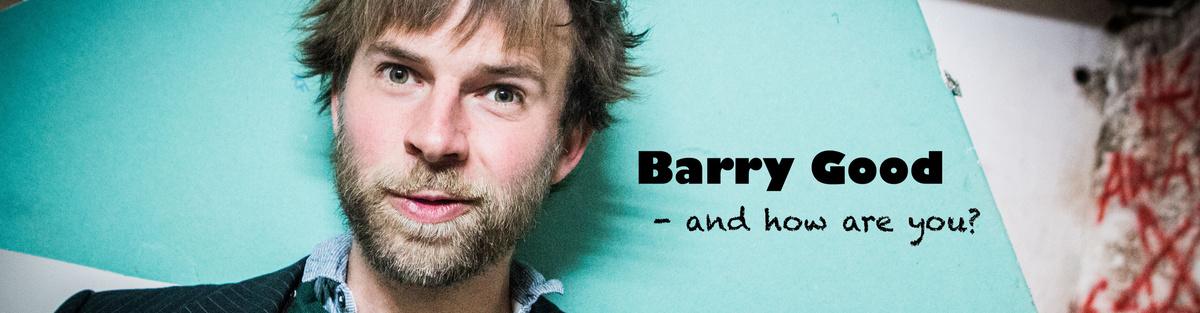 Barry Good Albumproduktion