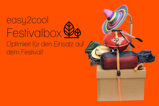 easy2cool Festivalbox