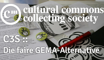 C3S: The fair alternative to European collecting societies.