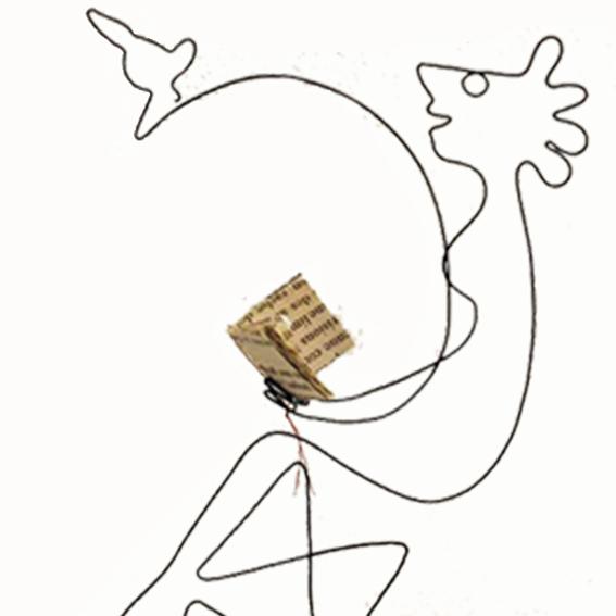 Drahtfigur