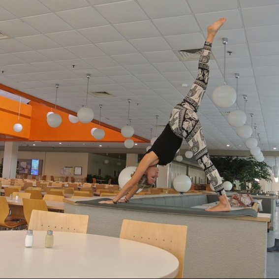 Corporate Yoga (1 x wöchentlich, 1 Monat lang)