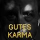 Gutes Karma / Postkarte und Autogramm