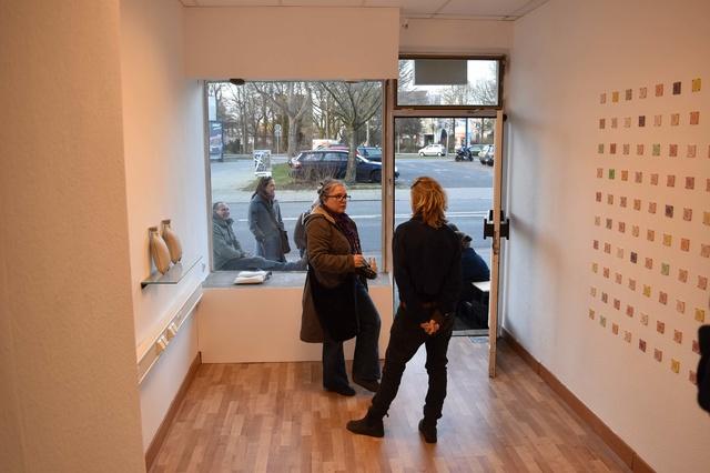 1.Automaten Futterladen - Nische für Kunst