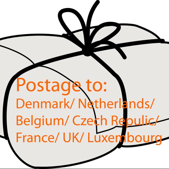 EU Versand (F/ UK/ DK/ NL/ L/ B/ CZE)