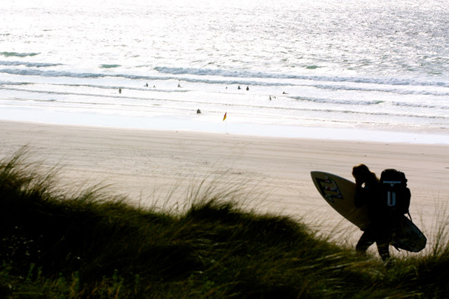 EAT-SURF-LIVE: A Cornwall Companion