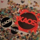 KAOS Paket // Sticker, Button & eine Hand voll Konfetti