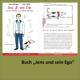 """Buch """"Jens und sein Ego""""  -  mit Widmung"""