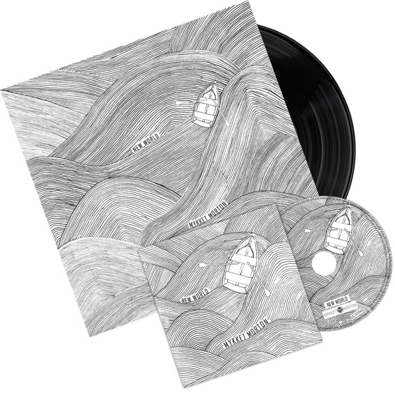 Vinyl und CD - New World