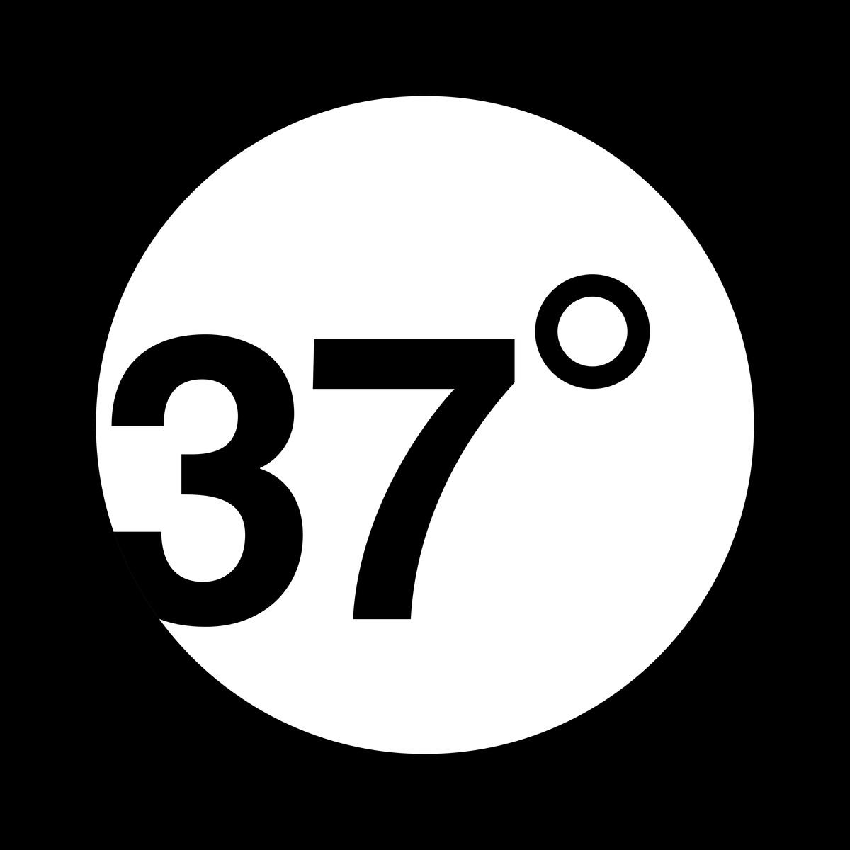 Siebenunddreißig Grad