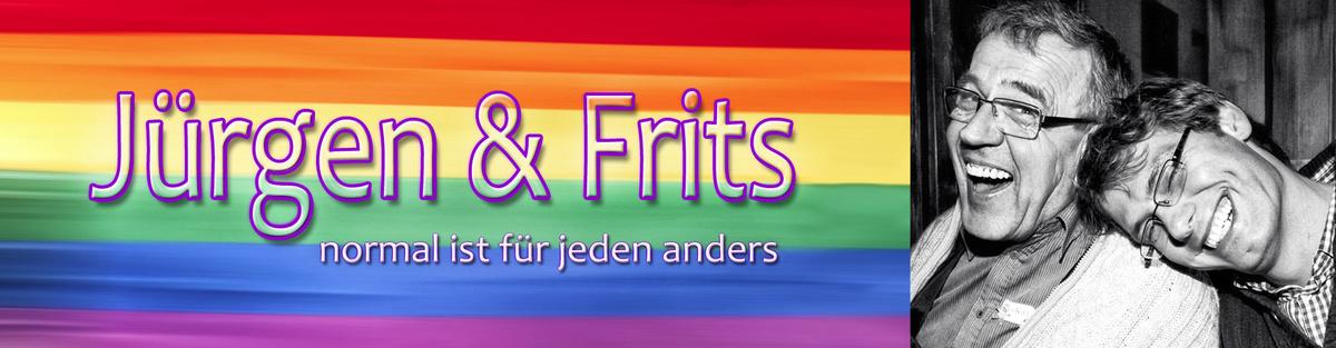 Jürgen und Frits - normal ist für jeden anders