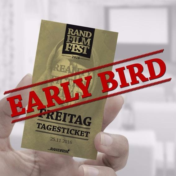 EARLY BIRD Freitag