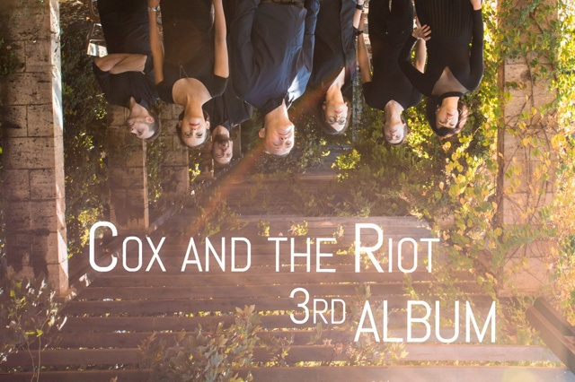 Cox and the Riot Album Produktion