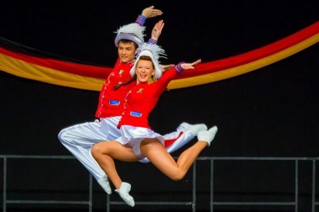 Garde & Show - Das Magazin rund um karnevalistischen Tanzsport