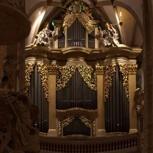 Karte für Abendmusik im Dom zu Freiberg
