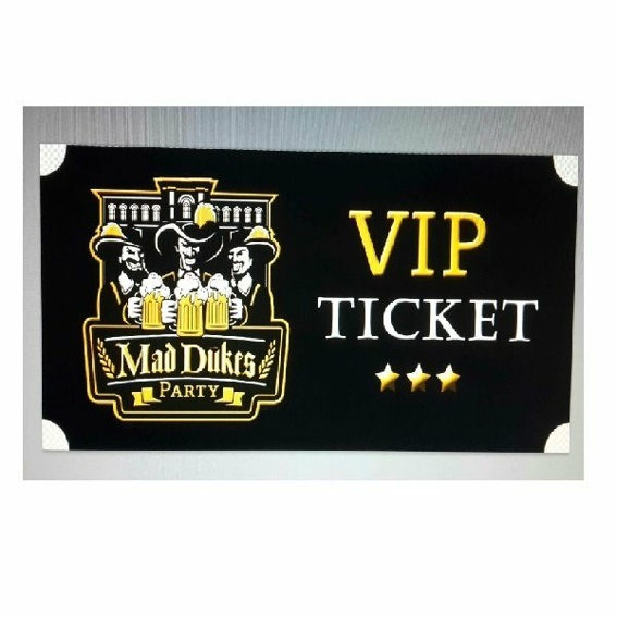 Mad Dukes VIP Partypass