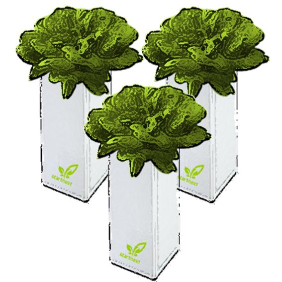 3 x BottleCrop (the Triple-Decker) for you
