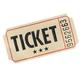 Ticket mit 2 Übernachtungen, Halbpension und Party (ohne Transport)